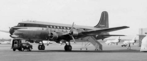 Northwest Airlines DC-4